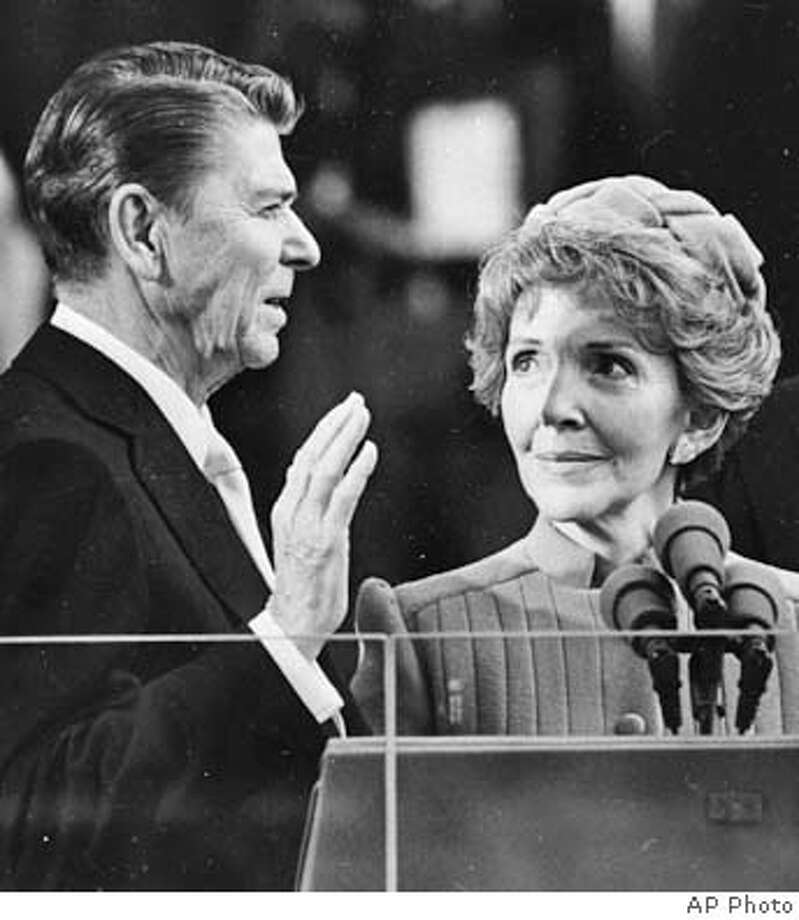 "7. Nancy Reagan: ""The classic round shape served her  well as First Lady of California to the First Lady of the  United States."""