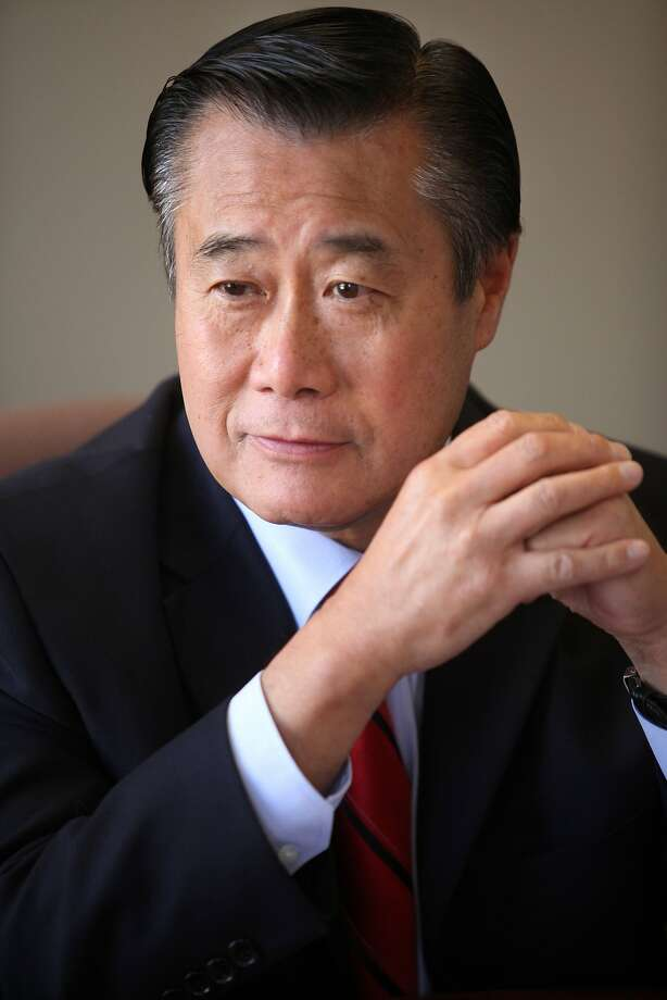 State Sen. Leland Yee says the CSU trustees' new policy is too weak. Photo: Tim Maloney, The Chronicle