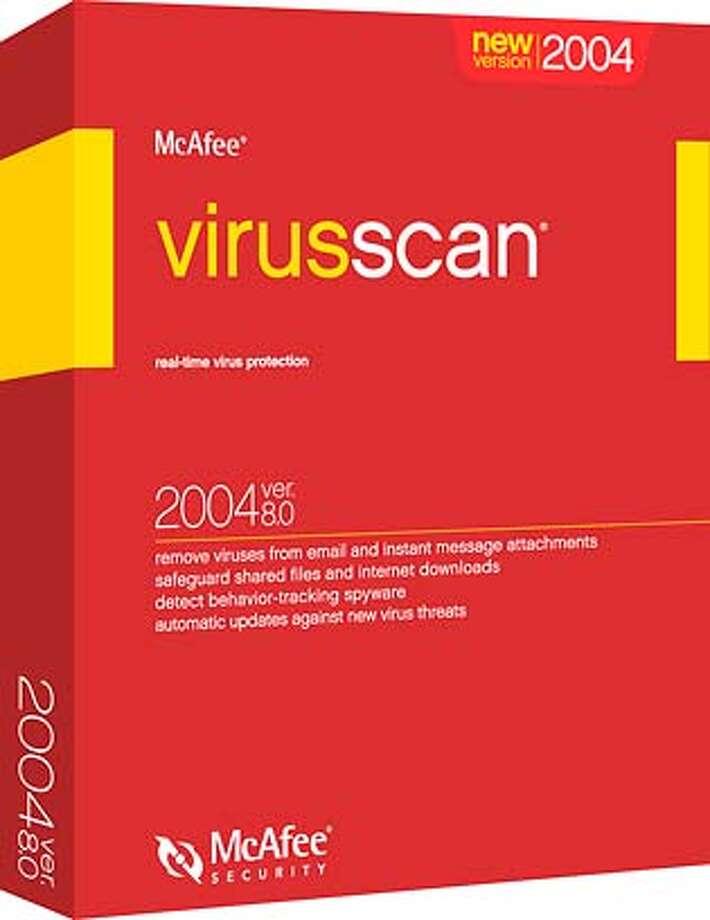 McAfee VirusScan 8.0