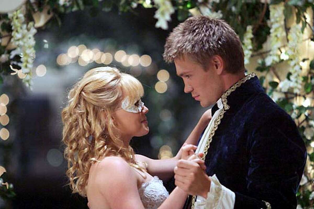 A Cinderella Story (2004) Available Oct. 1Hilary Duff and Chad Michael Murray star in a high school fairy tale romance.