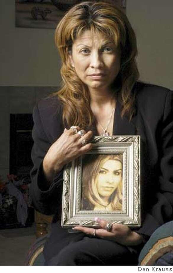 Sylvia Guerrero Photo by Dan Krauss Photo: Dan Krauss
