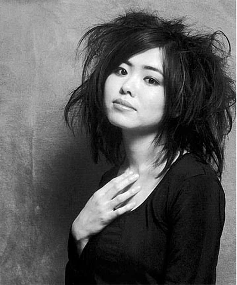 Japanese-born pianist Hiromi, who�s at Yoshi�s April 12, 2005.
