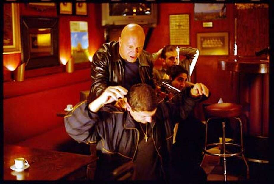 The Shield on FX with star Michael Chiklis  HANDOUT PHOTO/VERIFY RIGHTS AND USEAGE Photo: HANDOUT