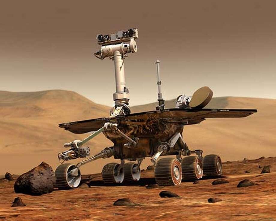 for mars11; Mars11_Rover , / HO