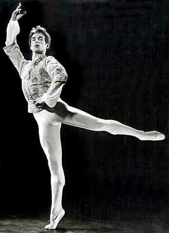 Rudolf Nureyev Russian ballwr dancer. Chronicle file photo of 1970 s 4702783930