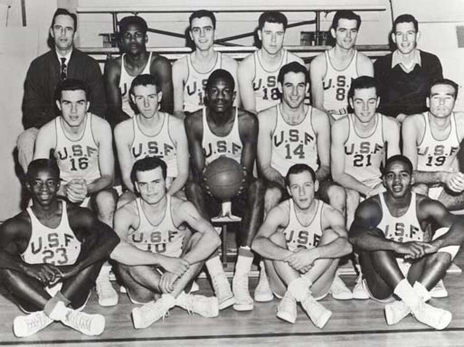 USF Dons 1954-55