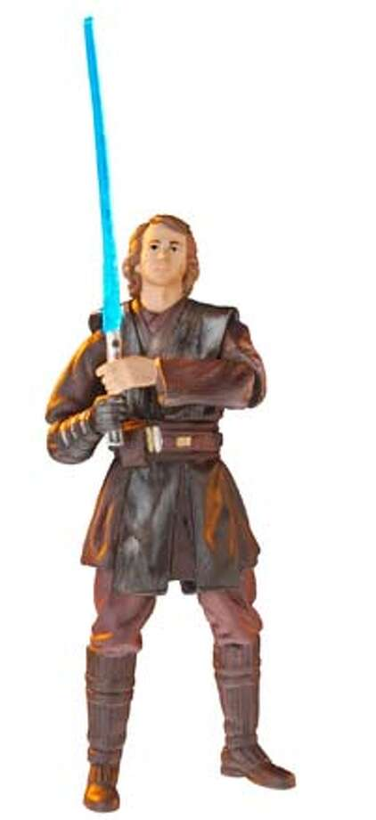 Anakin Action Figure.