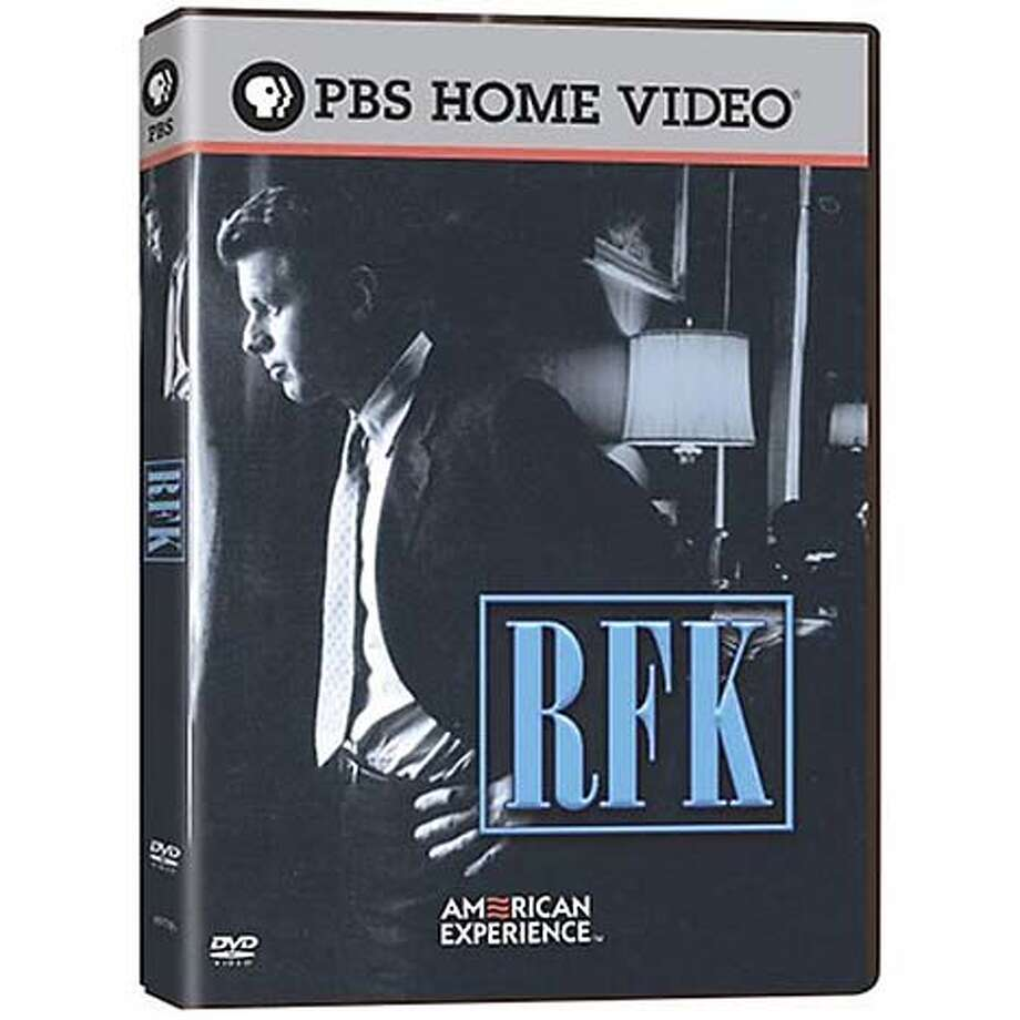 DVD cover of RFK HO MANDATORY CREDIT FOR PHOTOG AND SF CHRONICLE/ -MAGS OUT Datebook#Datebook#SundayDateBook#10-10-2004#ALL#Advance##0422385237
