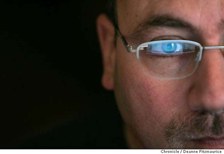 craigslist_058_df.JPG  Craig Newmark is the founder of Craig's List. he is working at his Cole valley home in San Francisco.  Deanne Fitzmaurice / The Chronicle MANDATORY CREDIT FOR PHOTOG AND SF CHRONICLE/ -MAGS OUT Living#Living#Chronicle#10/10/2004#ALL#Advance#F1#0422383411 Photo: Deanne Fitzmaurice
