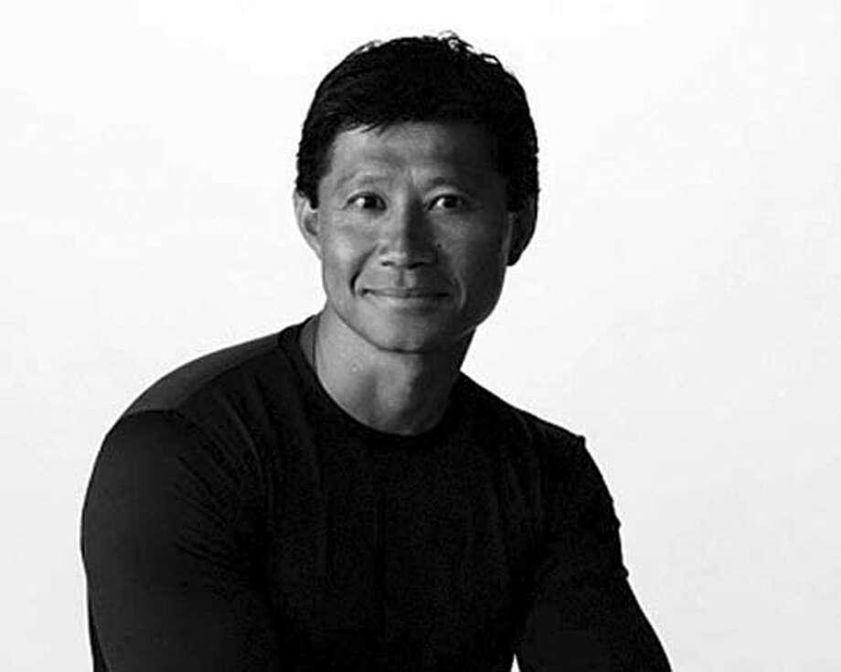 Richard Wong, founder of China Blue  Photo credit: Mary Small