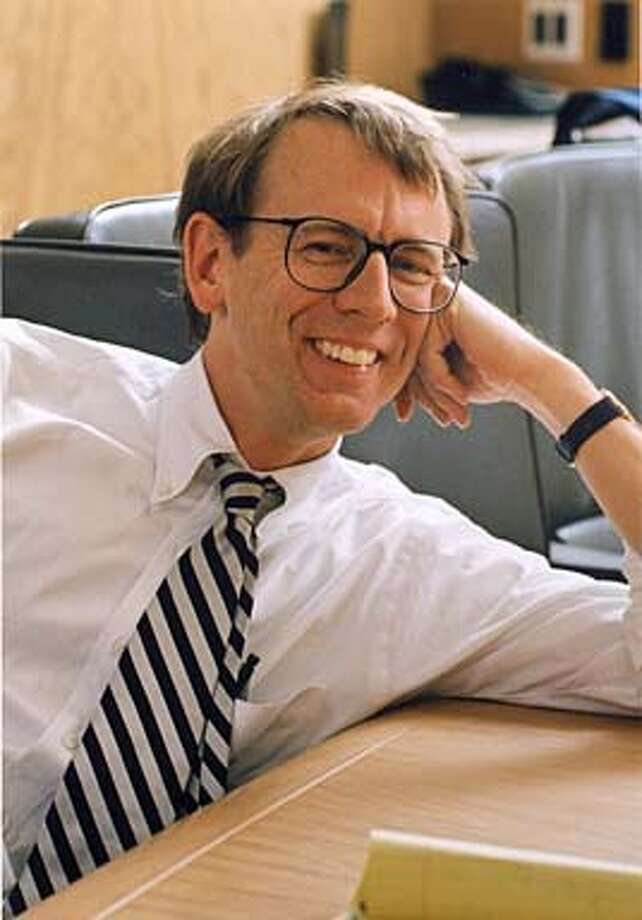DOERR/C/12NOV97/BU/HO--John Doerr is a partner in the venture capital firm of Kleiner, Perkins, Canfield and Byers ALSO RAN 12/21/03 CAT Business#Business#Chronicle#10/8/2004#ALL#5star##421803190 Photo: HANDOUT