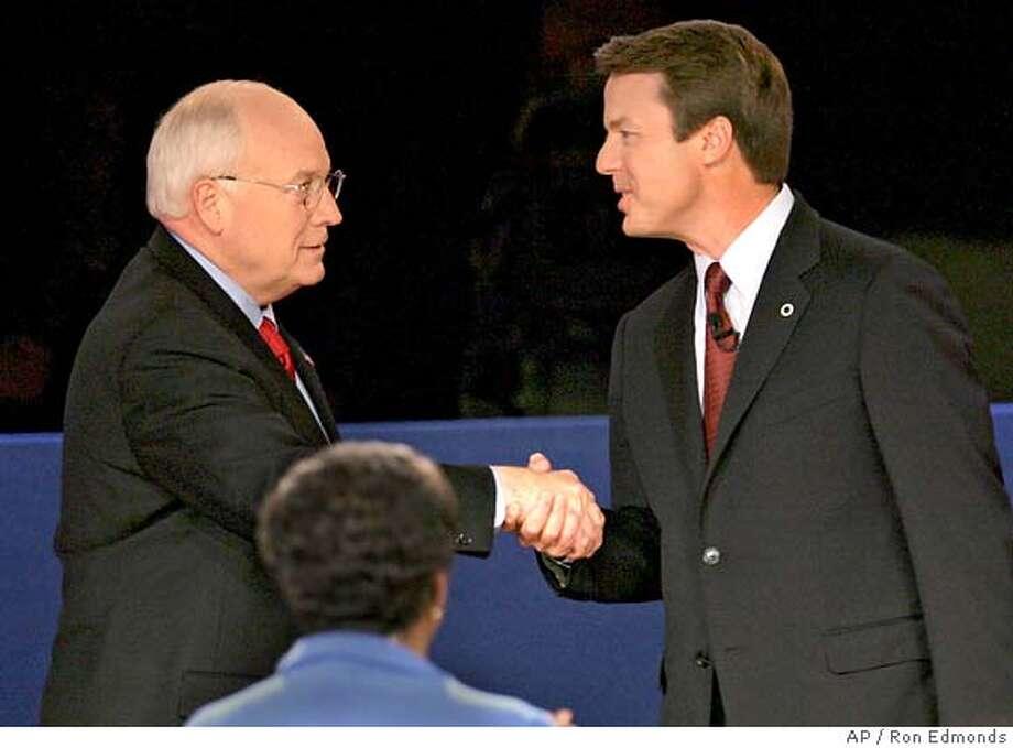Dick Cheney John Edwards