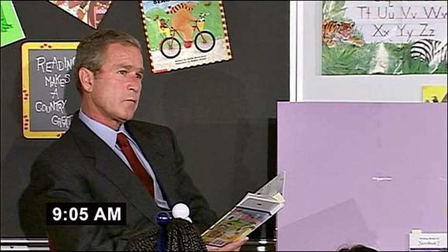 Scene from Fahrenheit 9/11.