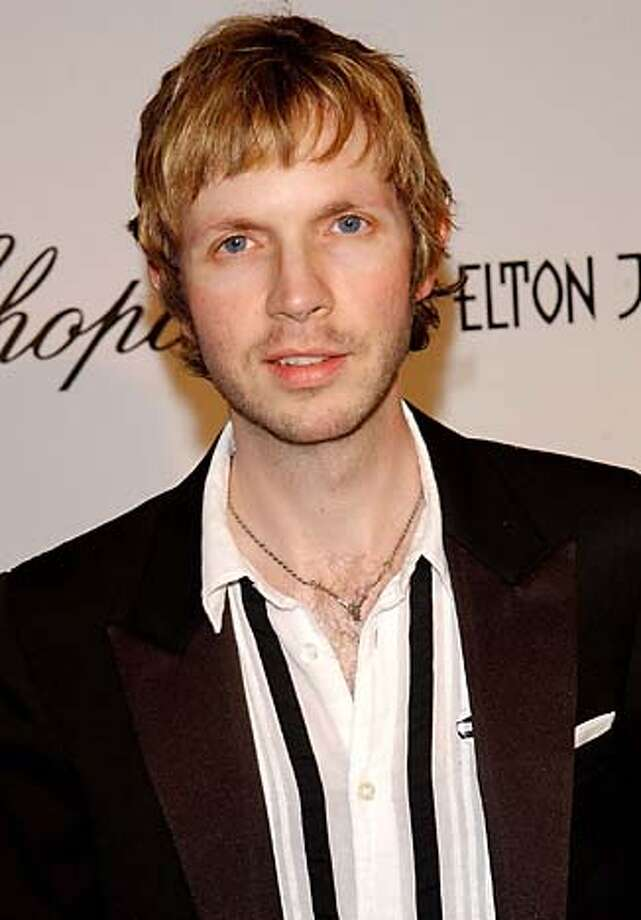 LOS ANGELES, CA - FEBRUARY 27: Singer Beck arrives at the 13th Annual Elton John Aids Foundation Academy Awards Viewing Party at the Pacific Design Center on February 27, 2005 in Los Angeles, California. (Photo by Stephen Shugerman/Getty Images) *** Local Caption *** Beck Photo: Stephen Shugerman