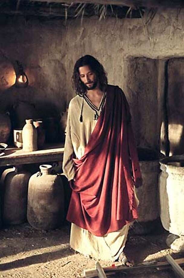 "Henry Ian Cusick makes for an unusual cinematic Jesus in ""The Gospel of John."""