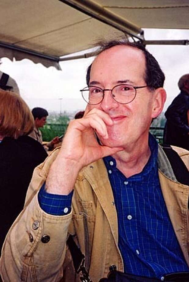 Photo of author Peter Rushforth. BookReview#BookReview#Chronicle#03-27-2005#ALL#2star#e4#0422728940