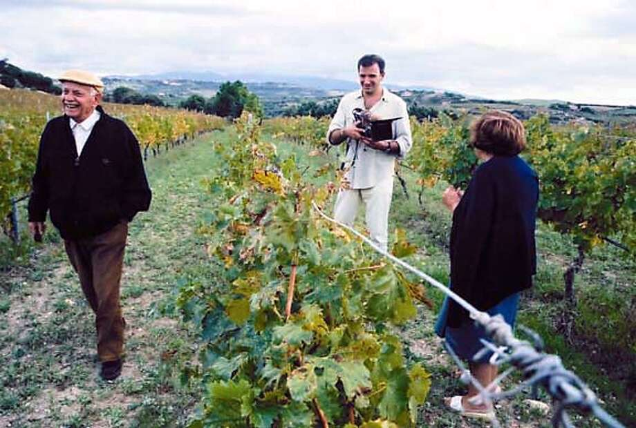 "The 2004 documentary ""Mondovino"" follows the impact of globalization on various wine producing regions of the world."