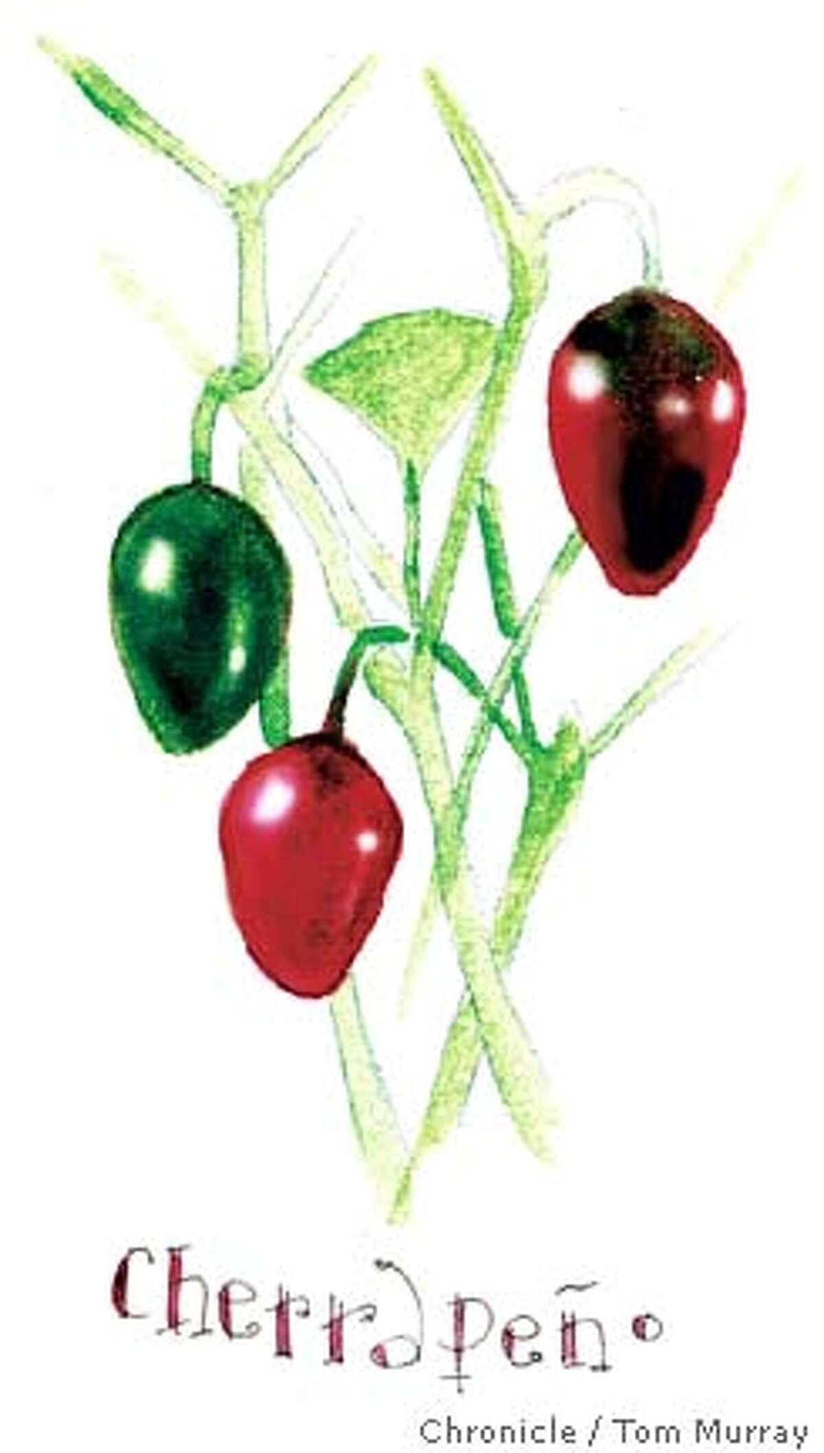 cherrapeno peppers
