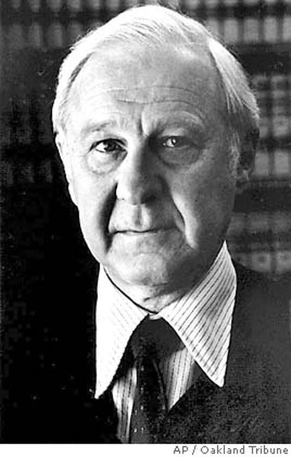 ** FILE ** This is an undated photo of Alameda County Superior Court Judge Stanley Gold provided by the Oakland Tribune. The California Supreme Court wants to know whether Gold and a prosecutor colluded to keep Jews from hearing a California capital case. A hearing on the allegations, brought by a former prosecutor, is scheduled to begin here Tuesday, March 22, 2005. (AP Photo/Oakland Tribune)