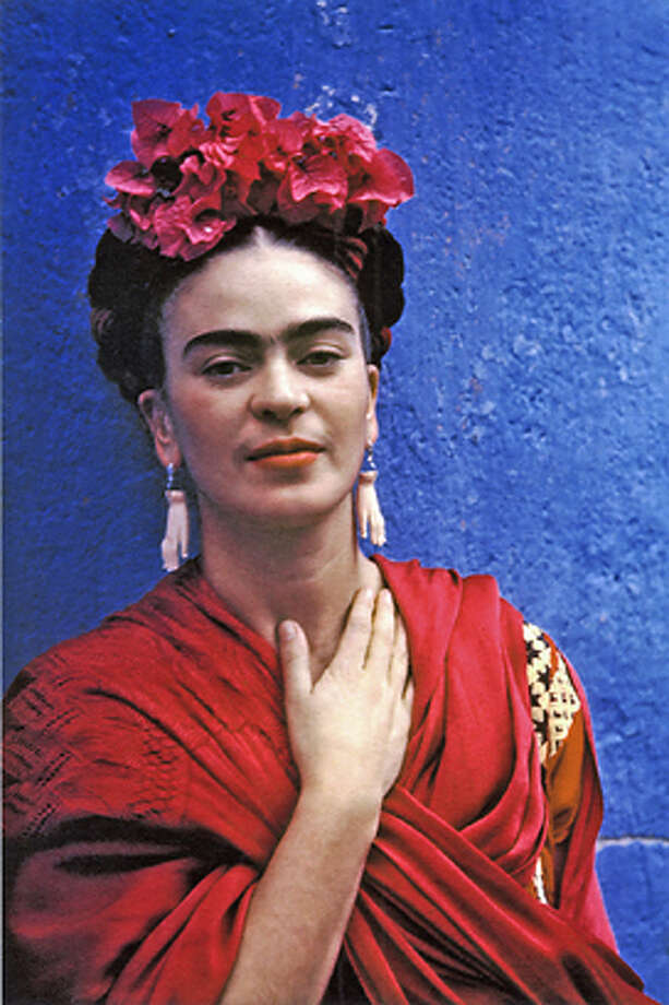 ARTNOTES22 Frida Kahlo. THE LIFE AND TIMES OF FRIDA KAHLO. PBS Pressroom Photo: 1996-98 AccuSoft Inc., All Right