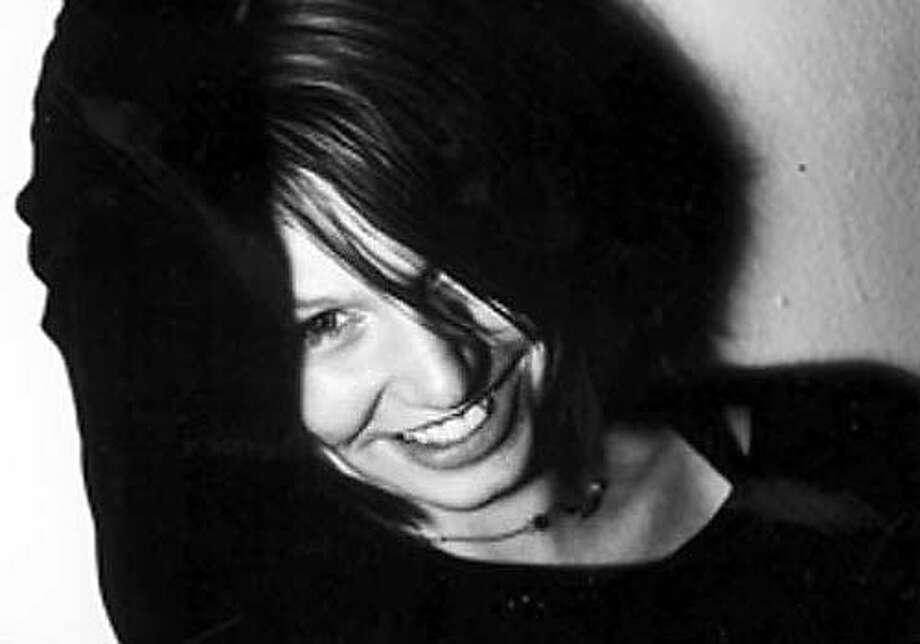 Photo of author Dorota Maslowska.