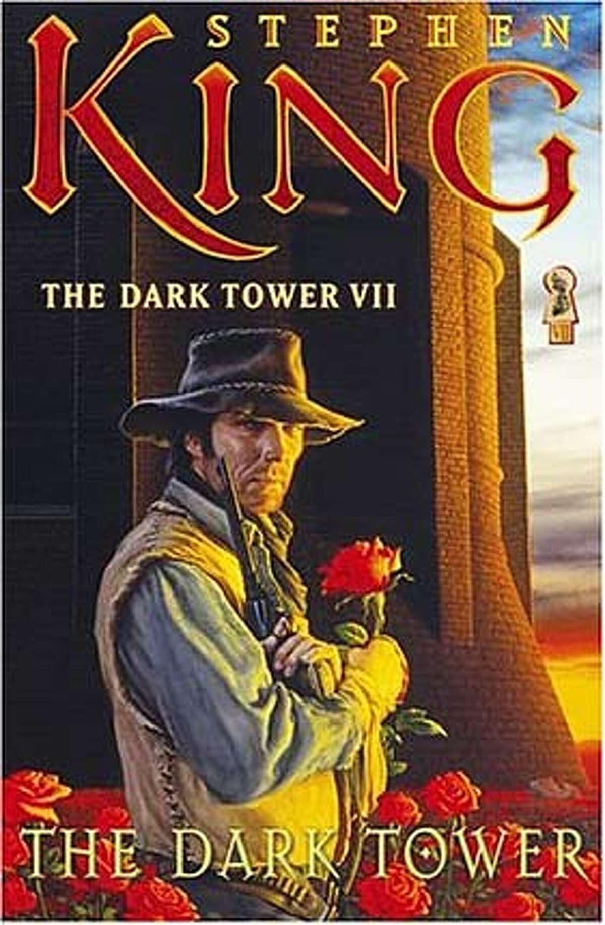 Book Cover, Dark Towers