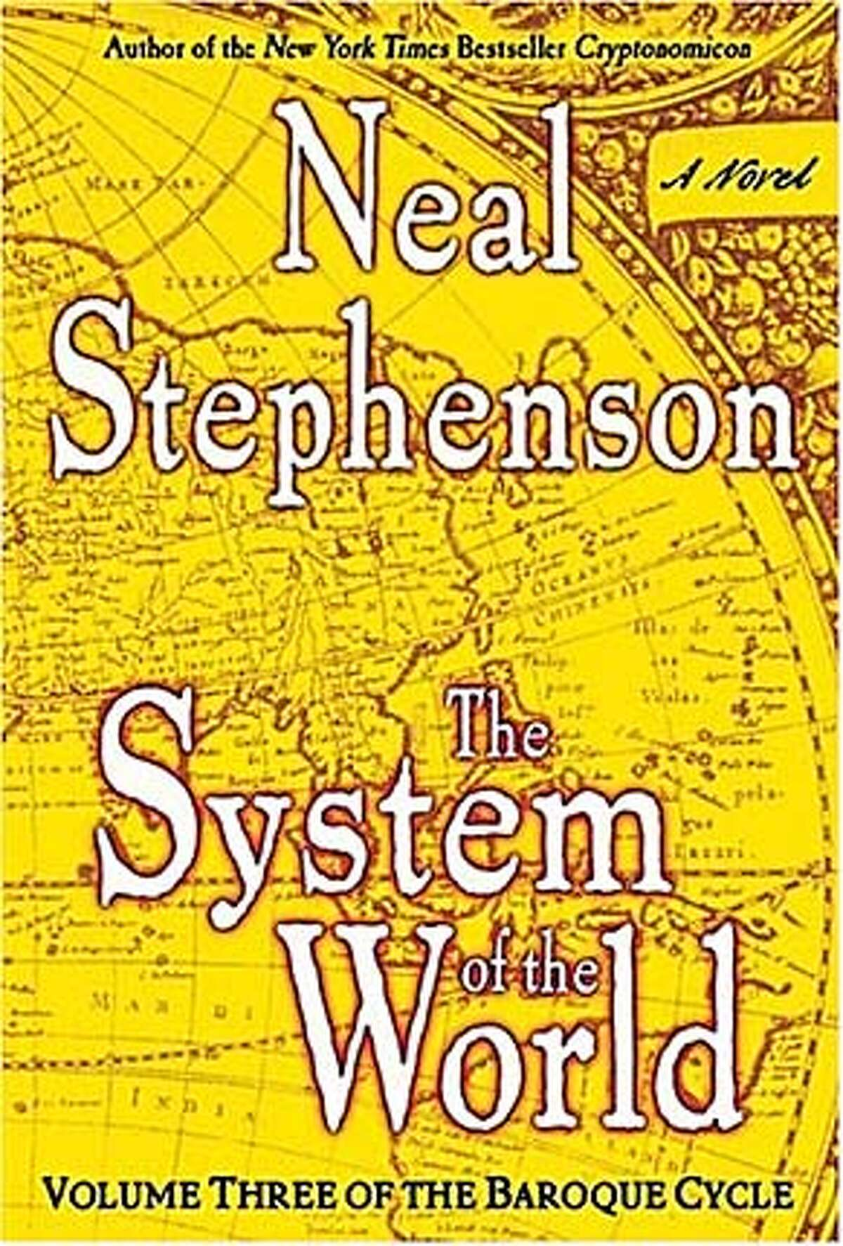 Book Cover, The System of the world