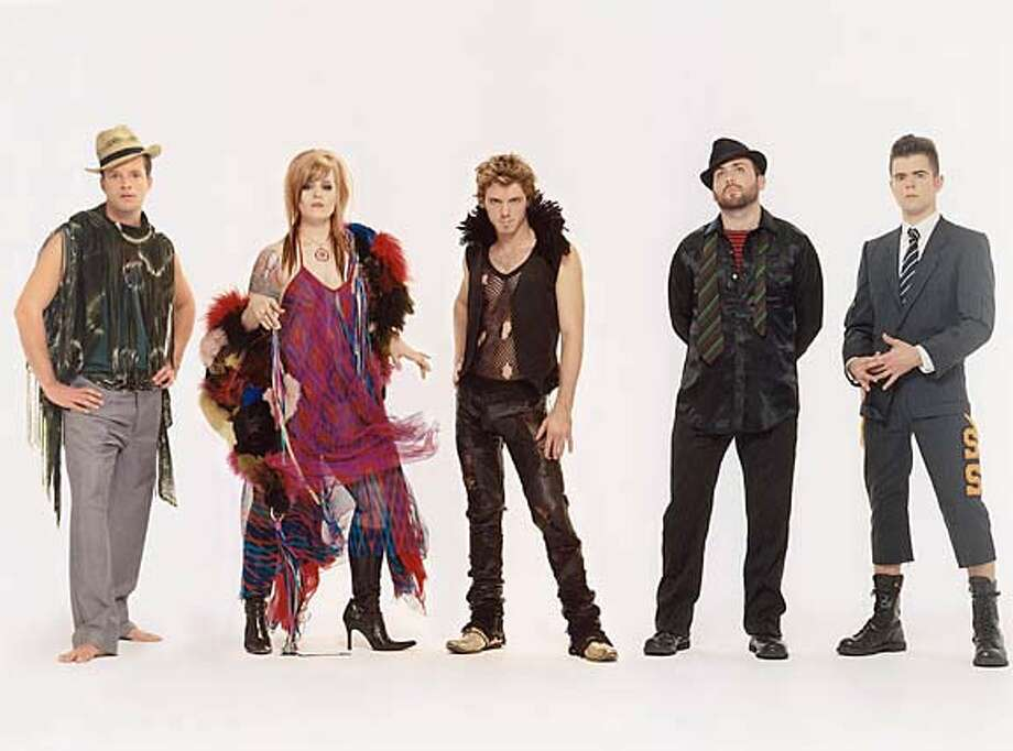 Scissor Sisters perform Monday at the Fillmore.