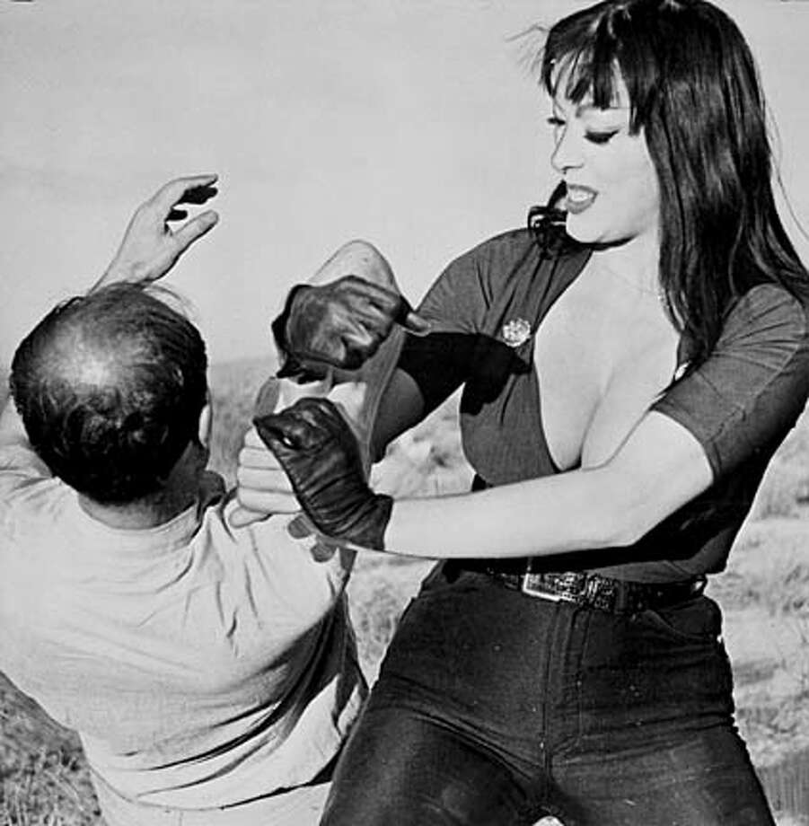 Faster Pussycat! Kill! Kill! strarring Tura Satana, directed by Russ Meyer on 9/23/04 in . / HO