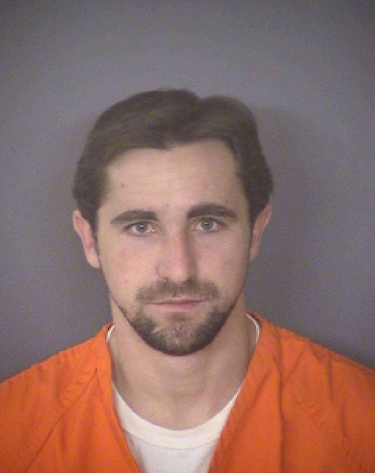Walter Shafer, 30, was arrested Wednesday and charged with intoxicated manslaughter and failure to stop and render aid after a fatal crash just east of downtown.