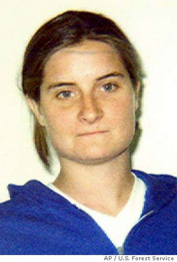 Jodee Hogg, 23, of Billings, Mont., is shown in an undated photo released by the U.S. Forest Service. Two days after they were reported killed in a plane crash, two Forest Service employees, Hogg, 23, and Matthew Ramige, 29, of Jackson Hole, Wyo., emerged from the wilderness, astonishing their relatives and baffling rescuers still picking through the charred wreckage. Hogg and Ramige were spotted along a highway Wednesday, Sept. 22, 2004, nearly 48 hours after the wreck that killed three others, officials said. (AP Photo/U.S. Forest Service via Great Falls Tribune) UNDATED PHOTO FROM U.S. FOREST SERVICE Nation#MainNews#Chronicle#9/24/2004#ALL#5star##0422369734