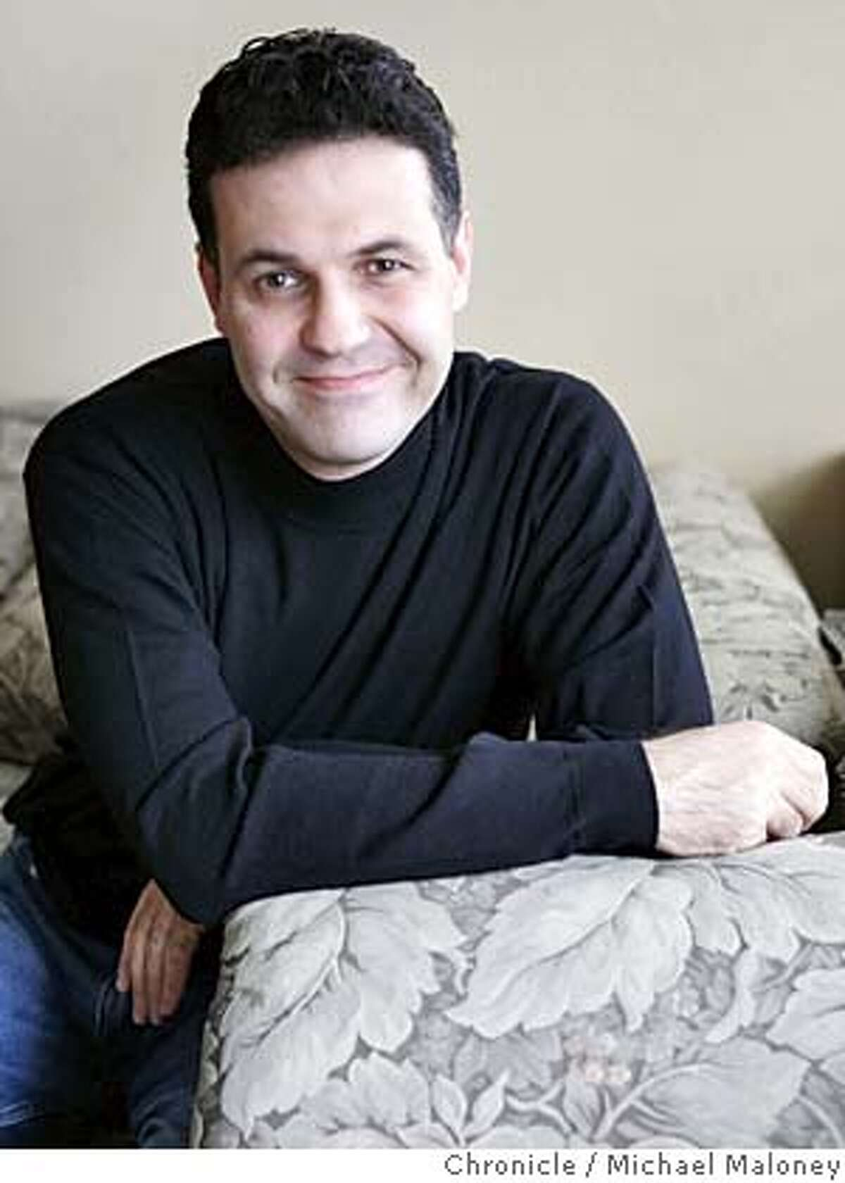 South Bay novelist Khaled Hosseini is riding a huge wave of success with his best-selling novel,