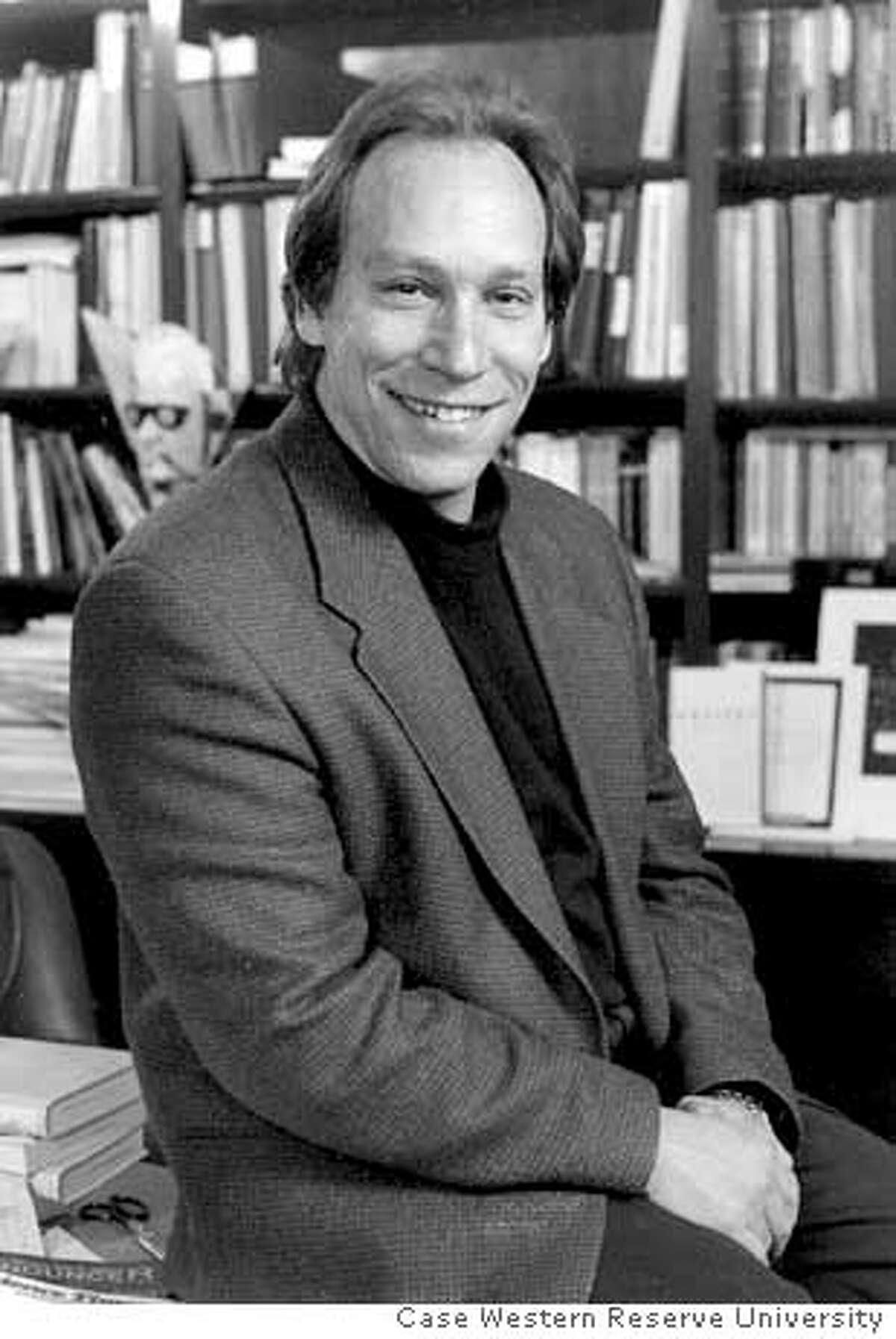 Photo of astrophysicist Lawrence Krauss of Case Western Reserve University. Photo: Courtesy of Case Western Reserve University