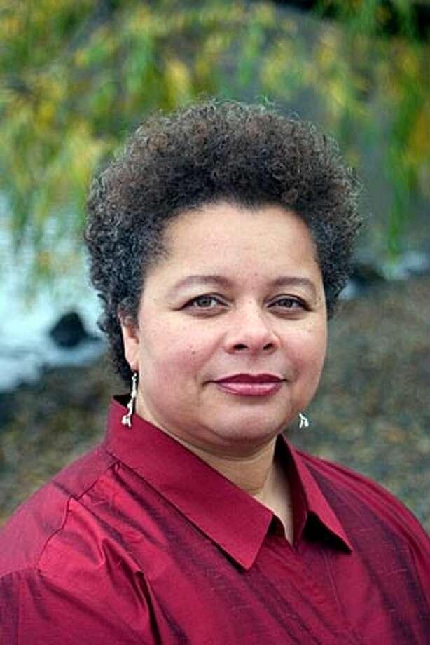 Photo of author Nancy Rawles. Photo: Inye Wokoma
