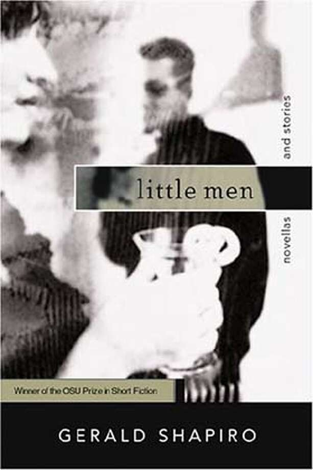 KIPEN21.JPG Book cover of LTTLE MEN by Gerald Shapiro HO MANDATORY CREDIT FOR PHOTOG AND SF CHRONICLE/ -MAGS OUT