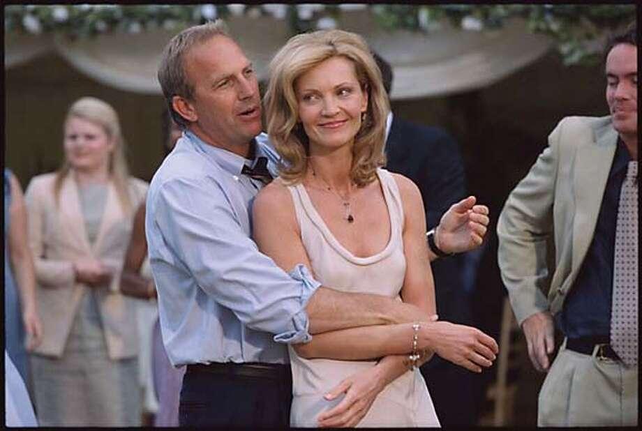 "Kevin Costner and Joan Allen in ""The Upside of Anger"" 2005"