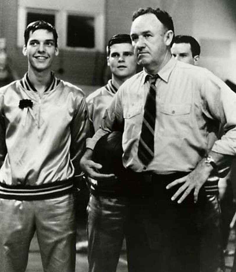 "Gene Hackman in ""Hoosiers"""