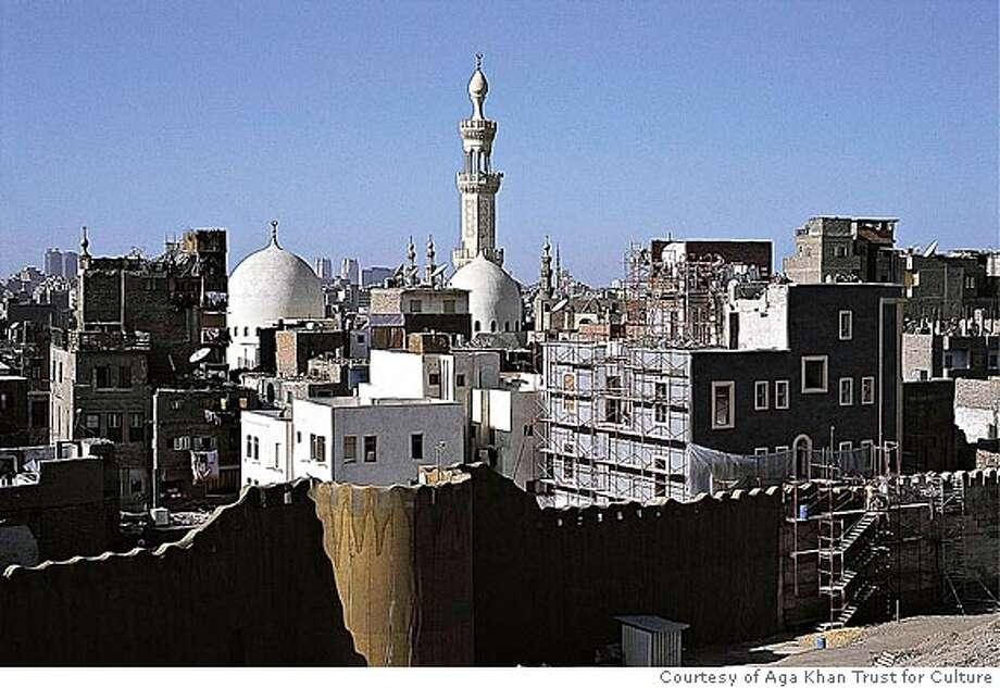 Cairo school. Photo: Courtesy Aga Khan Trust for Culture Photo: Courtesy Aga Khan Trust For Cult