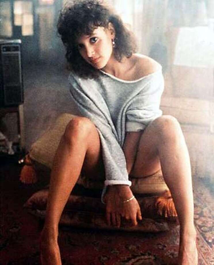 ask25_PH_flashdance and pink 1/25. caption: Jennifer Beals in Flashdance. The Mauch twins, with Errol Flynn, in &quo;The Prince and the Pauper,&quo; 1937. Photo: Handout