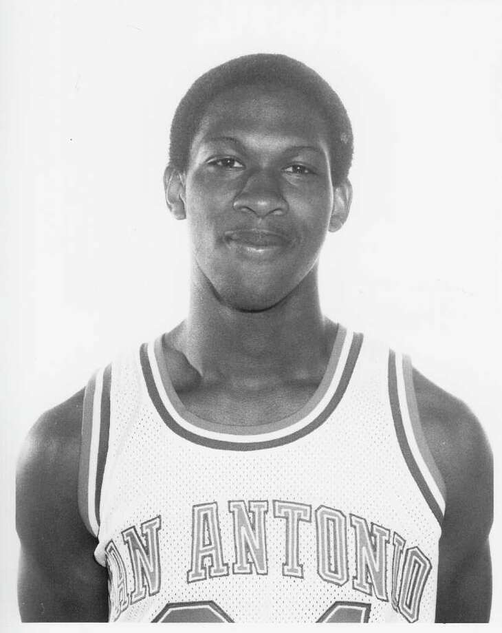 Glenn Carraway, now 50, was a member of UTSA's first basketball team in the early 1980s. Photo: Express-News File Photo