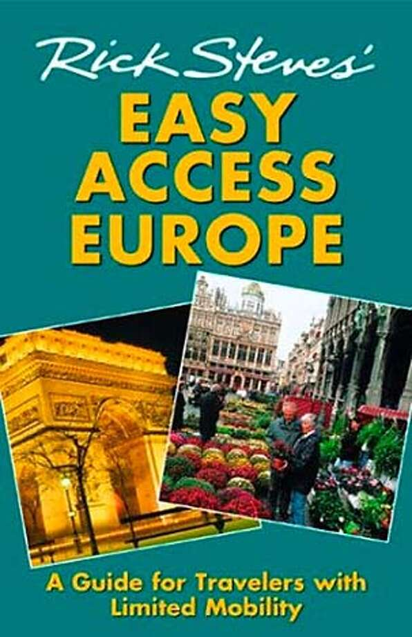For The Guidebook Guide  Rick Steves' Easy Access Europe: A Guide for Travelers with Limited Mobility