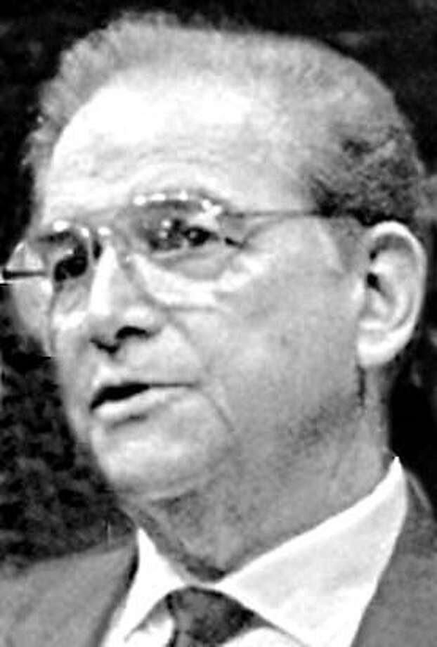 SPECIAL TO THE SAN FRANCISCO CHRONICLE ATTN LANCE IVERSON: California State Senator Henry Mello, D-Watsonville, in a 1993 file photo. (AP PHOTO/FILE) SPECIAL TO THE SAN FRANCISCO CHRONICLE Photo: FILE