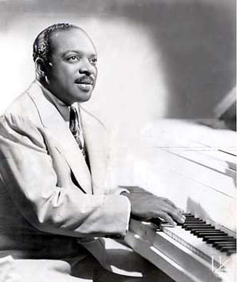 Count Basie  Feb. 28, 1956 Chronicle Library Archives