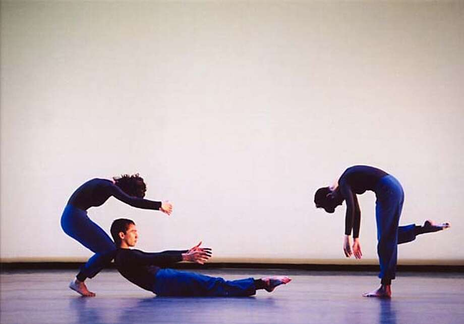 Merce Cunningham Dance Company  Photo by Tony Dougherty