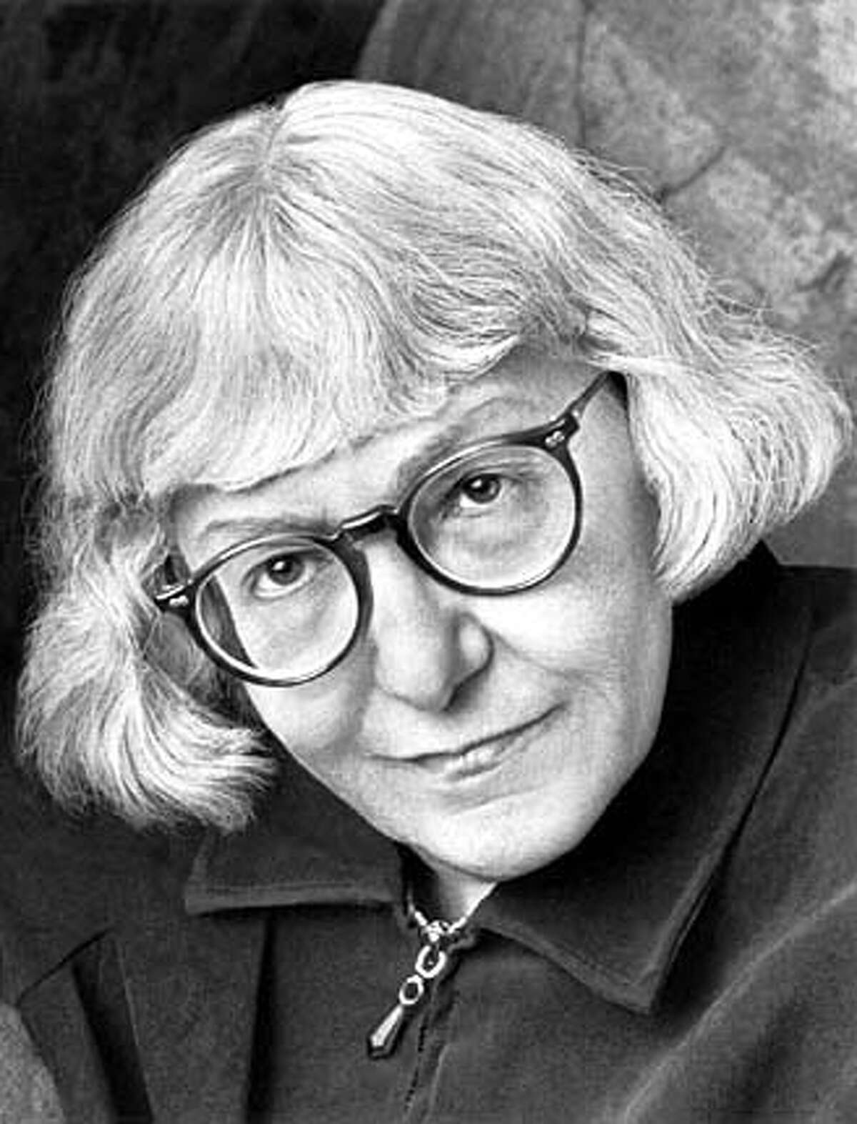 Heir05.JPG Author Cynthia Ozick / HANDOUT BookReview#BookReview#Chronicle#09-05-2004#ALL##M2#0422305170