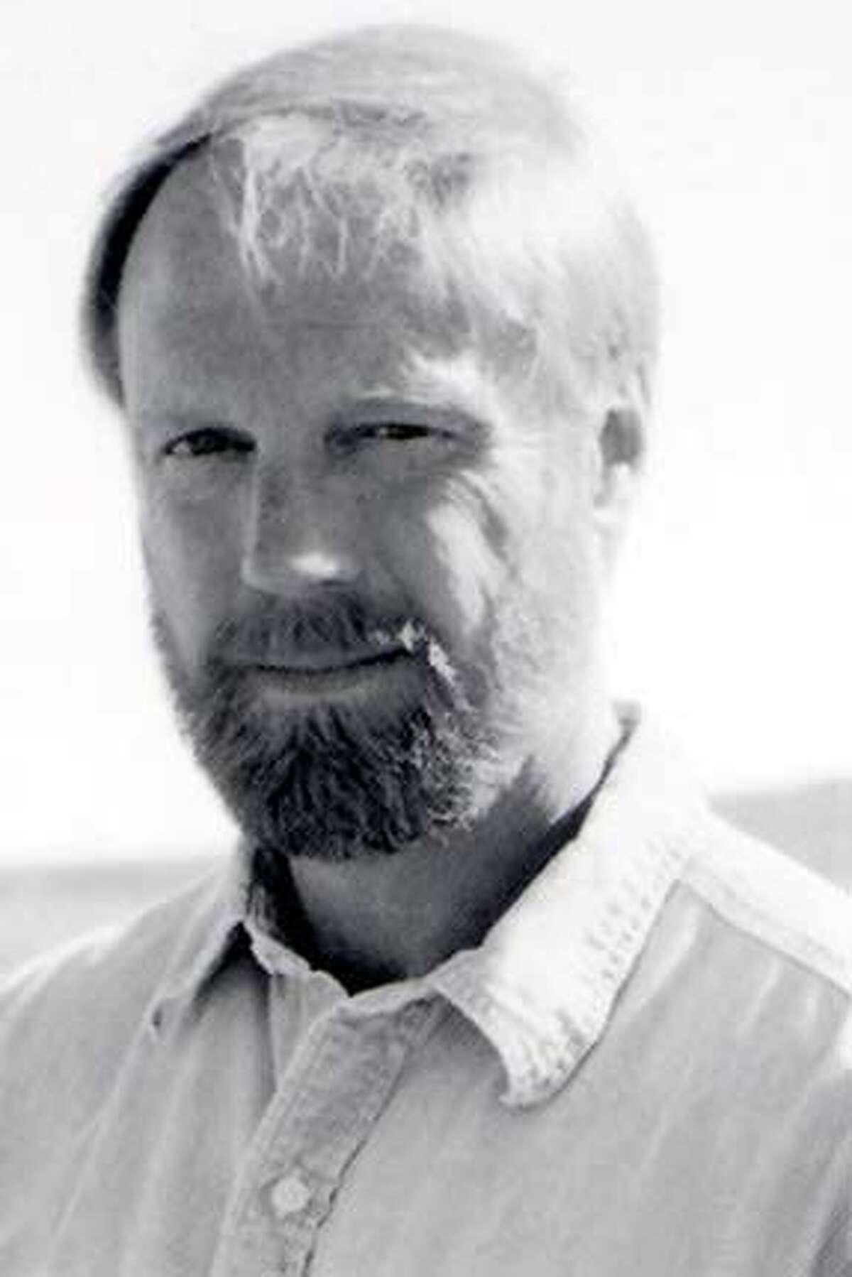 Mug shot of Mark Spragg author of Unfinished Life.