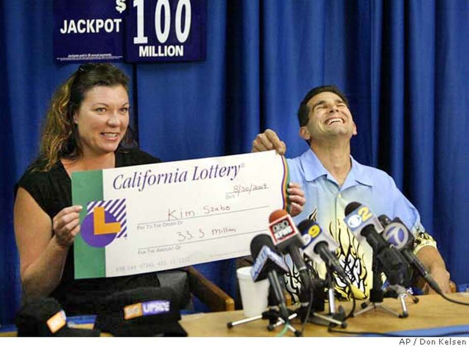 Why don't lottery winners just run wild? - SFGate