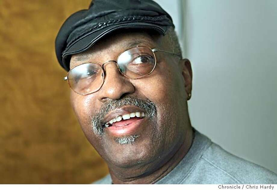 Merl Saunders, Jerry Garcia's favorite organ player, suffered a massive stroke almost two years ago. He is slowly recovering .His son Tony went ahead and finished the album his dad was working on.  Event on 8/29/04 in Pacifica.  Chris Hardy / San Francisco Chronicle Photo: Chris Hardy