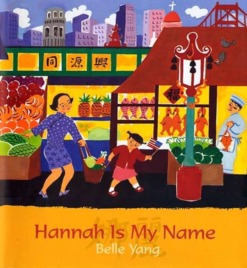 "From ""Hannah Is My Name"""