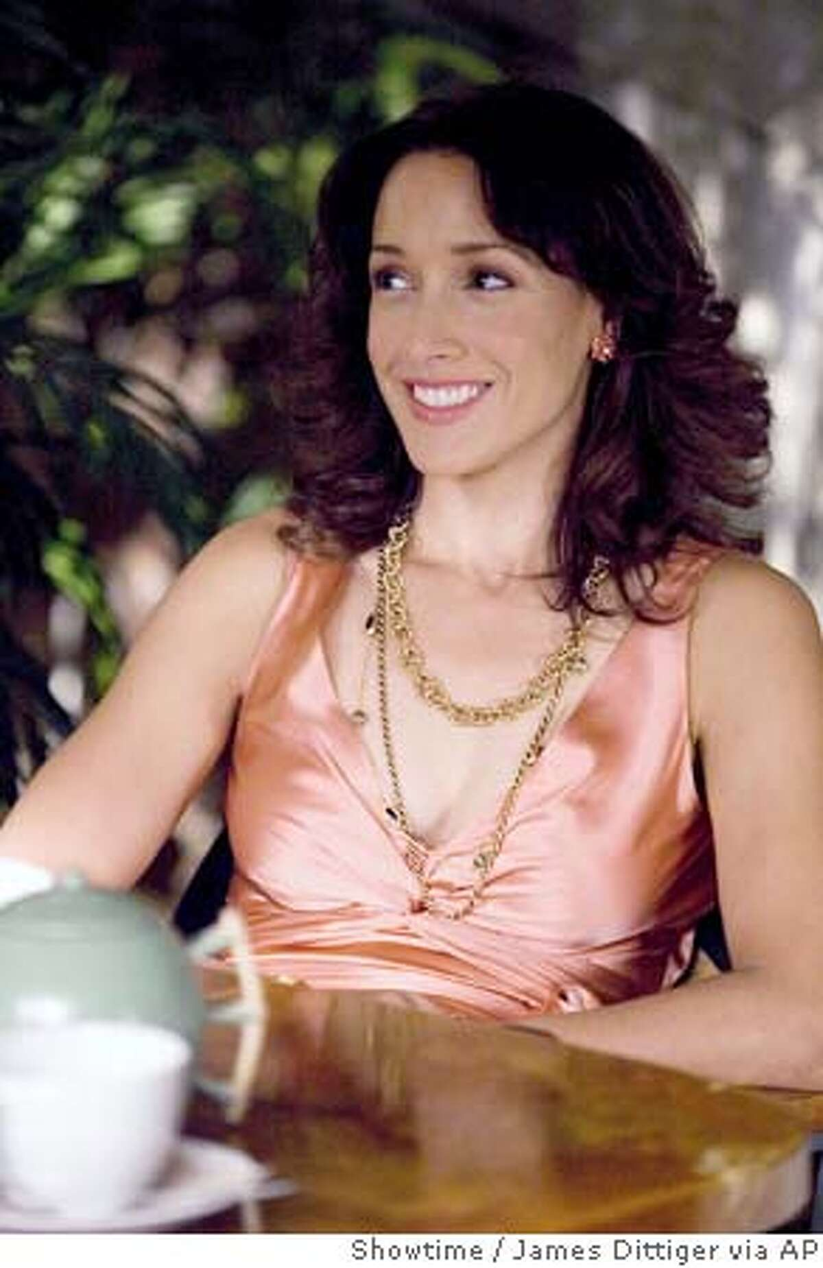 In this undated photo released by Showtime, actress Jennifer Beals reprises her role as Bette in the second season of